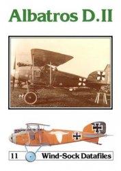 Albatros D.II (Windsock Datafile 11)