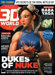 3D World UK Issue 273 2021