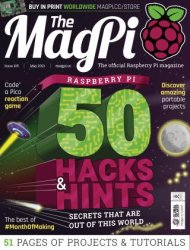 The MagPi - Issue 105