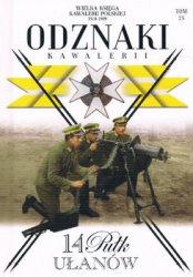 14 Pulk Ulanow Jazlowieckich (Wielka Ksiega Kawalerii Polskiej 1918-1939. Odznaki Kawalerii Tom 25)