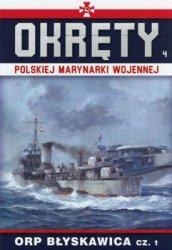 ORP Blyskawica cz.1 (Okrety Polskiej Marynarki Wojennej № 4)
