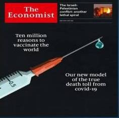 The Economist in Audio - 15 May 2021