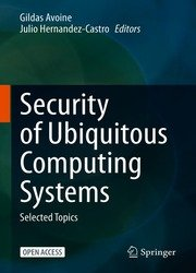 Security of Ubiquitous Computing Systems Selected Topics