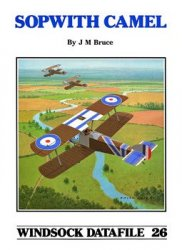 Sopwith Camel (Windsock Datafiles 26)