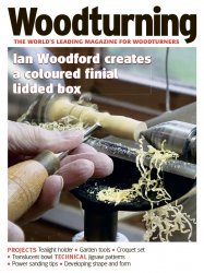 Woodturning - Issue 357