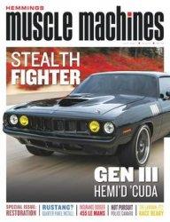 Hemmings Muscle Machines - July 2021
