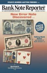 Bank Note Reporter Vol. 70 No. 4 (2021/4)