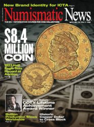 Numismatic News Vol. 70 No. 10 (2021/4/27)