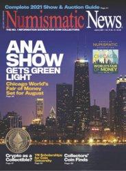 Numismatic News Vol. 70 No. 15 (2021/6/8)