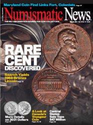 Numismatic News Vol. 70 No. 14 (2021/5/25)