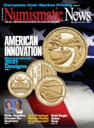 Numismatic News Vol. 70 No. 13 (2021/5/4)
