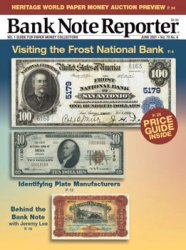 Bank Note Reporter Vol. 70 No. 6 (2021/6)