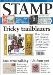 Stamp Magazine № 7/2021