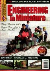 Engineering In Miniature - December 2014