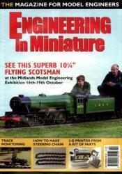 Engineering In Miniature - October 2014