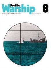 Kriegsmarine U-107 / Submarine (Warship Profile 08)