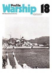 Bismarck / Battleship (Warship Profile 18)