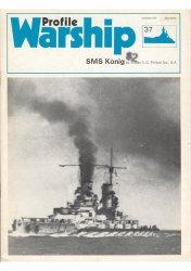 SMS Konig (Warship Profile 37)