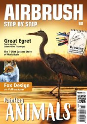 Airbrush Step by Step Issue 60 2021