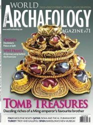 Current World Archaeology - June/July 2015