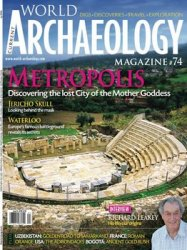 Current World Archaeology - December 2015/January 2016