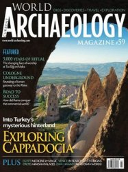 Current World Archaeology - June/July 2013