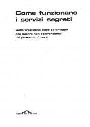 Come Funzionano I Servizi Segreti