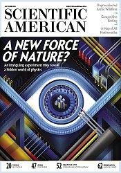 Scientific American – October 2021