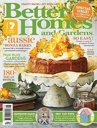 Better Homes and Gardens Australia – November 2021