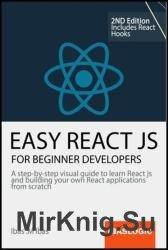 Easy React Js for Beginner Developers, 2nd Edition