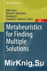 Metaheuristics for Finding Multiple Solutions