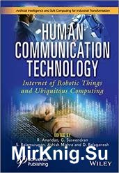 Human Communication Technology: Internet-of-Robotic-Things and Ubiquitous Computing