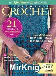 Interweave Crochet - Spring 2016