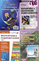 Маркировка радиодеталей. Сборник (10 книг)
