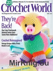 Crochet World №2 2016