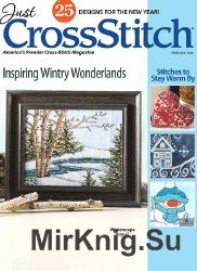 Just Cross Stitch №1 2016