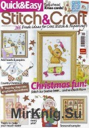 Quick & Easy Stitch & Craft №159 2007