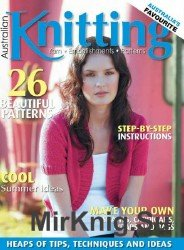 Australian Knitting Issue 4 2015