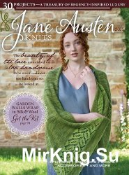 Interweave's Jane Austen Knits Special Issue2015