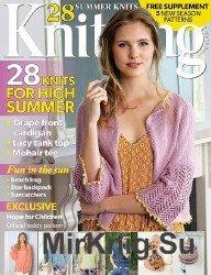 Knitting  - August 2015