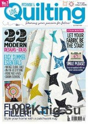 Love Patchwork & Quilting  Issue 24 2015