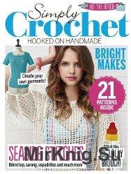 Simply Crochet №34 2015