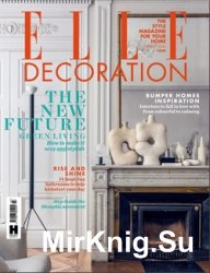 Elle Decoration UK - March 2016
