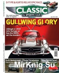 Classic & Sports Car UK - April 2016