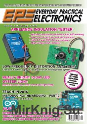 Everyday Practical Electronics - April 2016