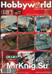 HobbyWorld №187 (2016)