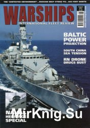 Warships International Fleet Review August 2015