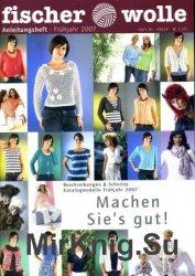 Fischer Wolle №10624 2007