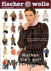 Fischer Wolle №10618 2005/2006