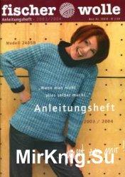 Fischer Wolle №10610 2003/2004